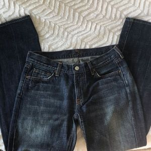 NWOT Seven for all mankind by Jerome Dahan